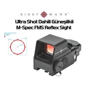 UltraShot Dahili Güneşlikli M-Spec FMS Reflex Sight